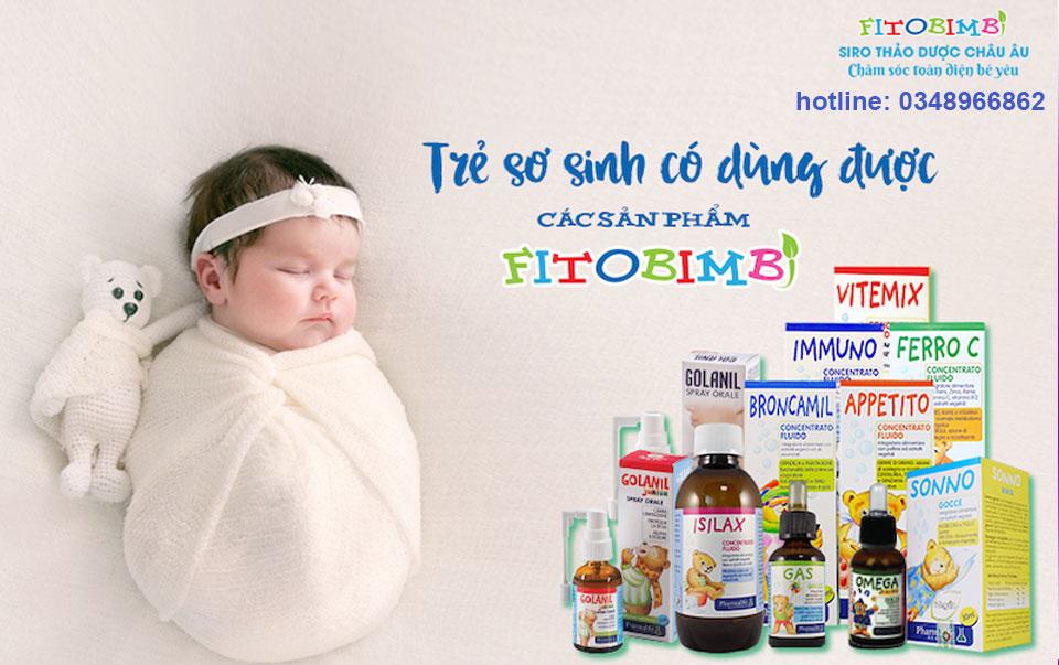 FITOBIMBI CALCIO chăm sóc toàn diện cho bé