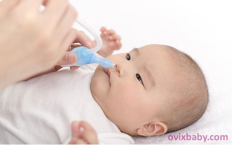 Hiện tượng sinh lý trẻ sơ sinh khò khè