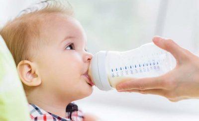 Trẻ uống bao nhiêu sữa là đủ