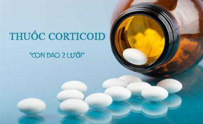 corticoid trong điều trị viêm tai giữa cấp ở trẻ em