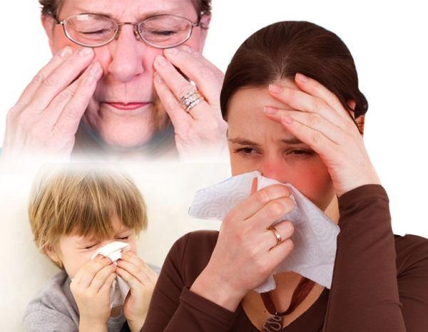 Điều trị viêm mũi xoang